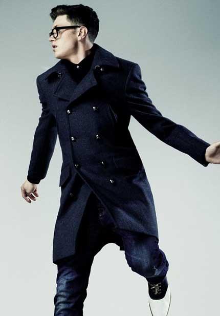 Herrenkollektion Farrell von Robbie Williams
