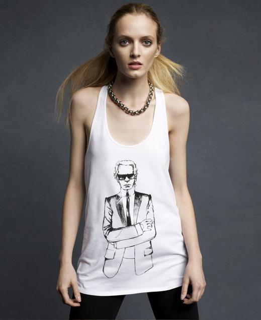 Karl Lagerfeld für Macys 19