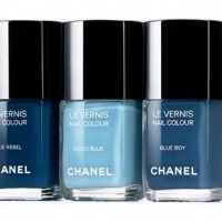Les Jeans de Chanel Nagellacke Blue Rebel Coco Blue Blue Boy