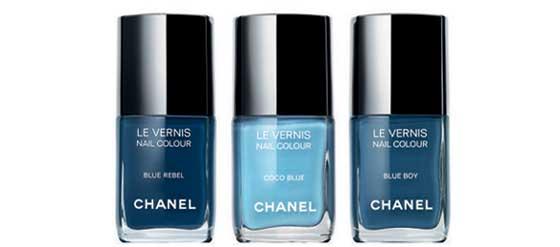 Les Jeans de Chanel Nagellacke