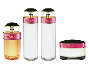 Parfum Prada Candy Flakons