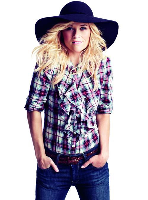 Reese Witherspoon für Lindex 4