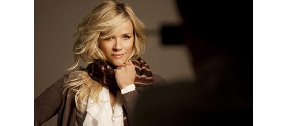 Reese Witherspoon modelt für Lindex