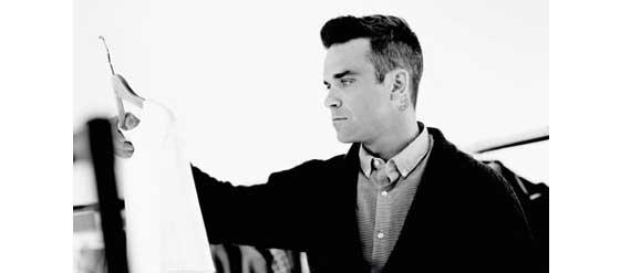Robbie Williams Mode Farrell