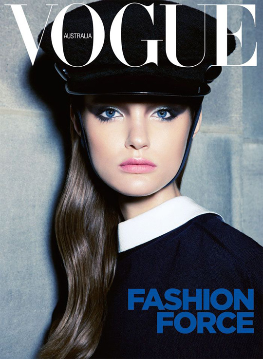Vogue Australien Cover September 2011