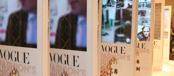 Berlin Vogue Fashion's Night Out