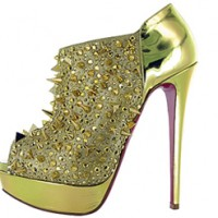 Bridget's Back von Christian Louboutin