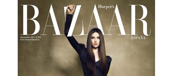 Harpers Bazaar Espana September Cover