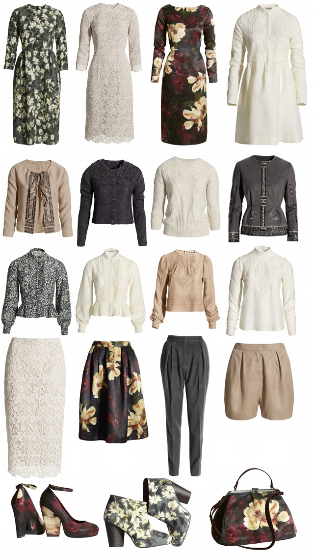 H&M Conscious Collection Herbst 2011