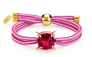 Juicy Couture Armband Hot Pink