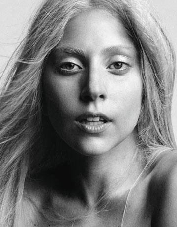 Lady Gaga Harper's Bazaar Cover Oktober 2011