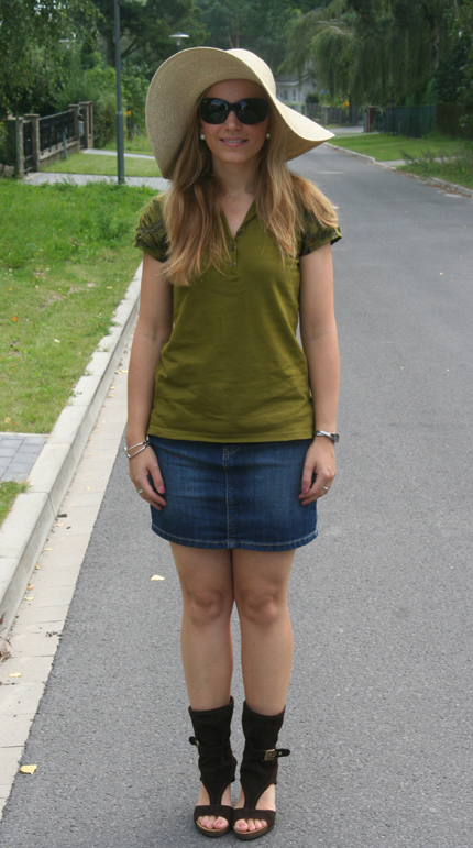 Mein letztes Sommeroutfit