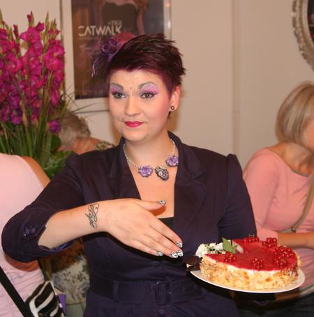 Melissa und ihr Kuchen