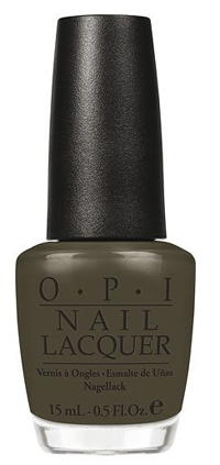 "OPI Nagellack ""Touring America"" Herbstkollektion Farbe: Uh Oh Roll Down the window"