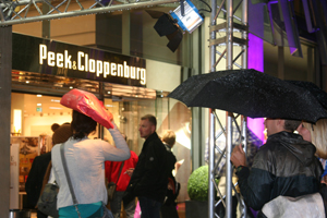 Peek und Cloppenburg zur Vogue Fashion's Night Out