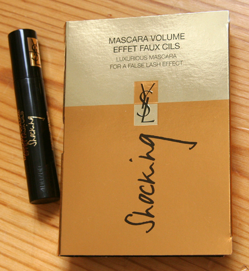 Probe Geschenk von GRAZIA Yves Saint Laurent Shocking Mascara