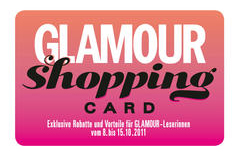 Glamour Shopping Card