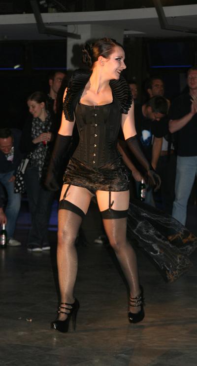 Slacks Fashion Modenschau 1