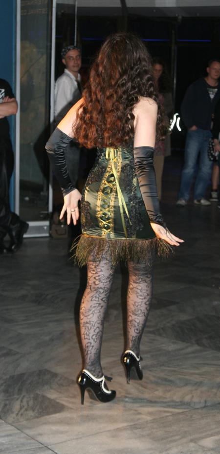 Slacks Fashion Modenschau 20