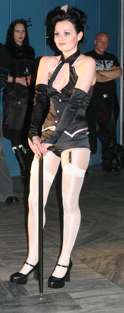 Slacks Fashion Modenschau 21