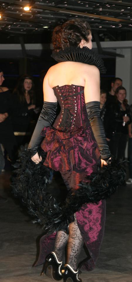 Slacks Fashion Modenschau 6