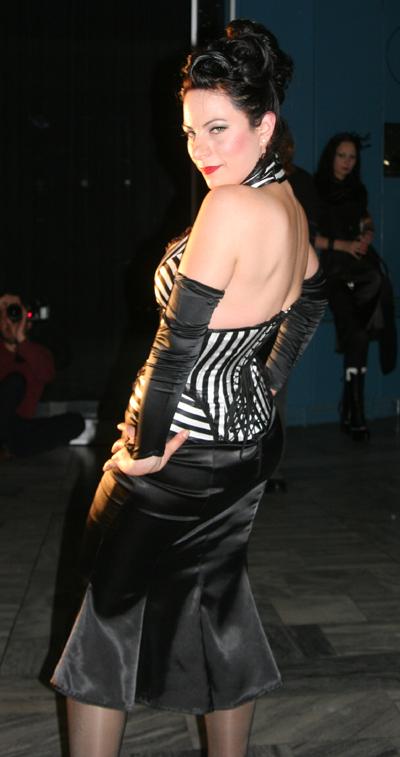 Slacks Fashion Modenschau 7