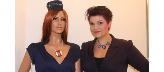 Tyra und Melissa