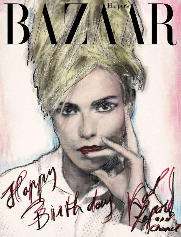 Harpers Bazaar Russia 15th Anniversary 7