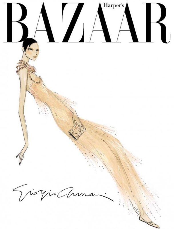 Harpers Bazaar Russia 15th Anniversary 8