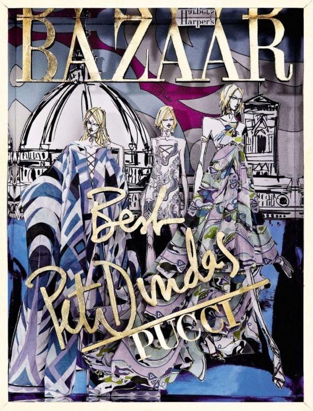 Harpers Bazaar Russia 15th Anniversary 10