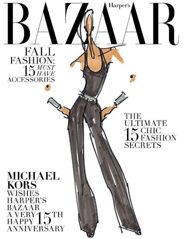 Harpers Bazaar Russia 15th Anniversary 12