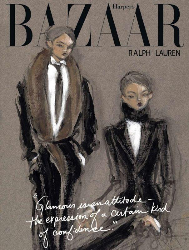 Harpers Bazaar Russia 15th Anniversary 13