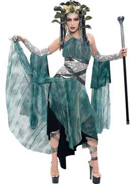 Medusa Halloween Kostüm