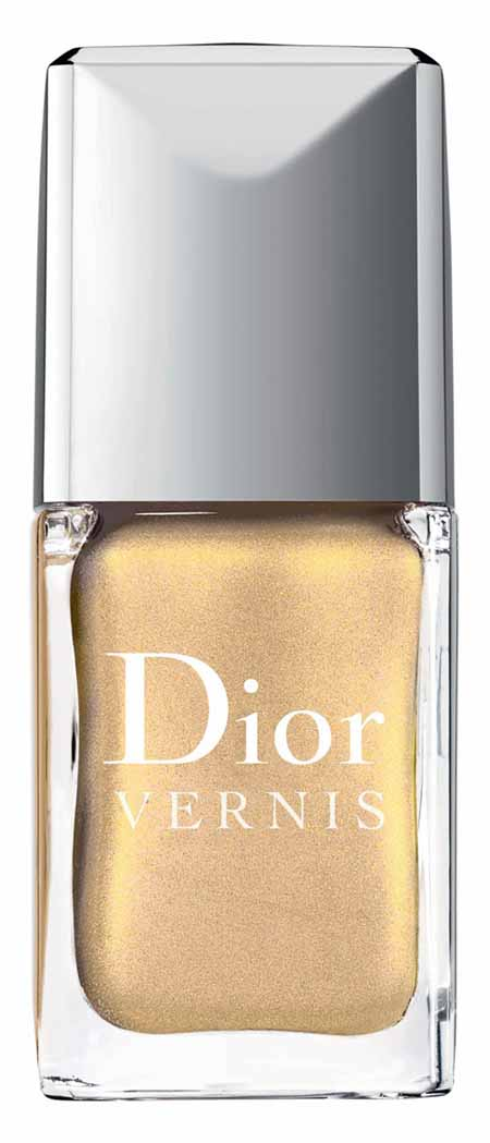 Nagellackfarben der Dior Christmas Collection Les Rouges Or