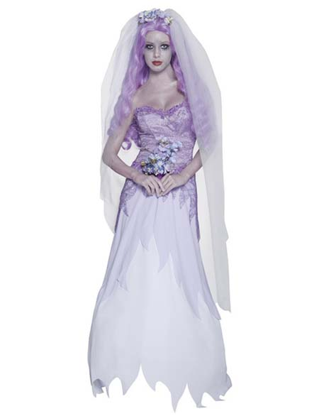 Untote Braut Halloween Kostüm