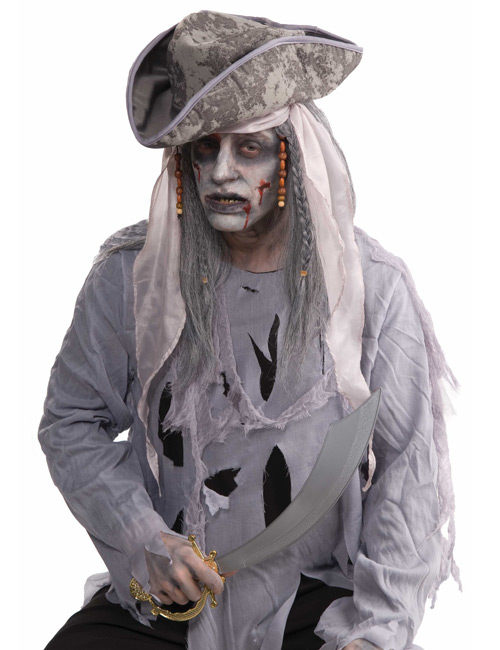 Horror Zombie Pirat Halloween Kostüm