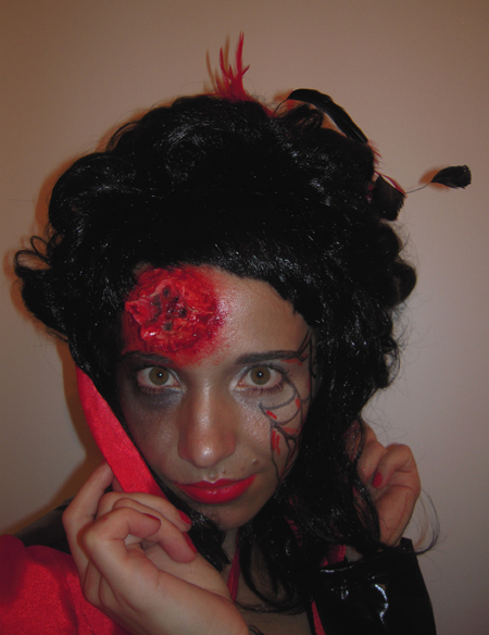 Marie Halloween 2010-1
