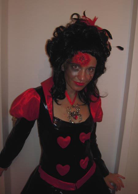 Marie Halloween 2010