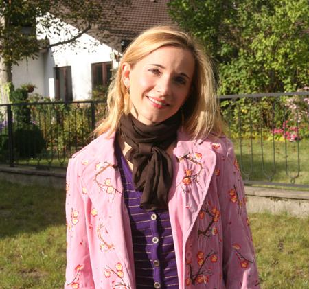rosa Mantel von Marc Jacobs 1