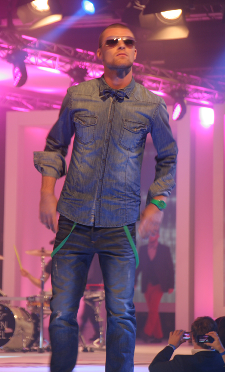 S.Oliver Mode bei der We Love Energy Fashion Night Berlin 2