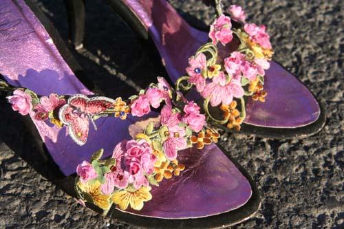 Schuhe von Belen Doñate