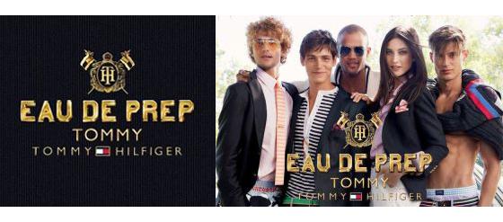 Tommy Hilfiger Eau de Prep Spray Duft Parfum