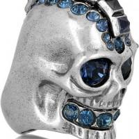 Totenkopf Ring von Alexander McQueen