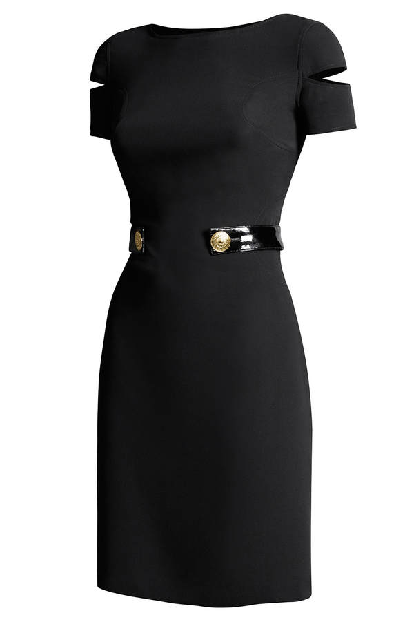 Versace for H&M Kleid mit Cutouts