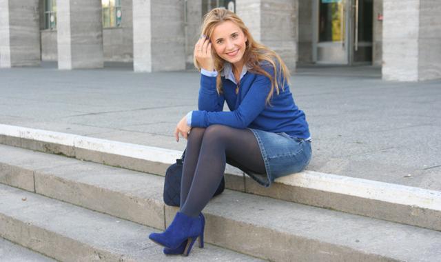 GlamourSister Bloggerin Marie Heid