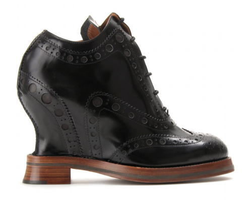 Ankle Boots im Brogue Stil von ACNE 2