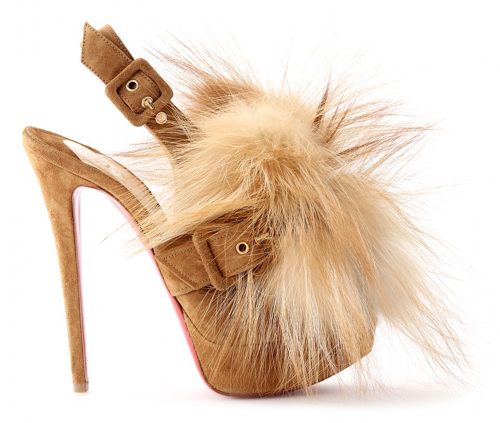Christian Louboutin Splash Fur 150 1