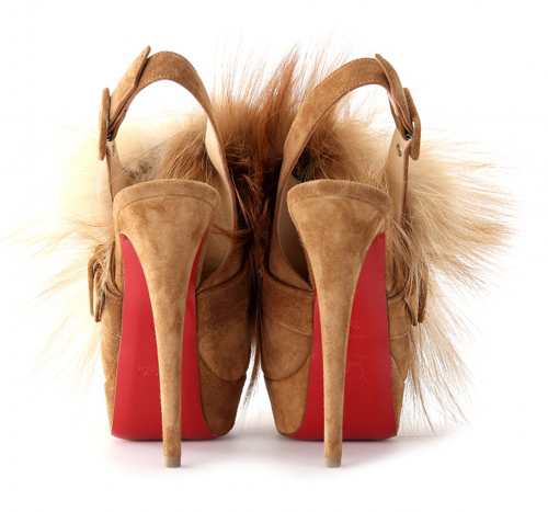 Christian Louboutin Splash Fur 150 3