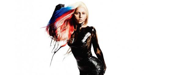 Cover Visionaire Magazin Lady Gaga