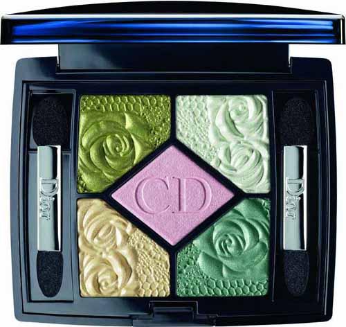 Der neue Dior-Look 2012 feiert eine Garden Party im farbenfrohen Frühlingslook 1